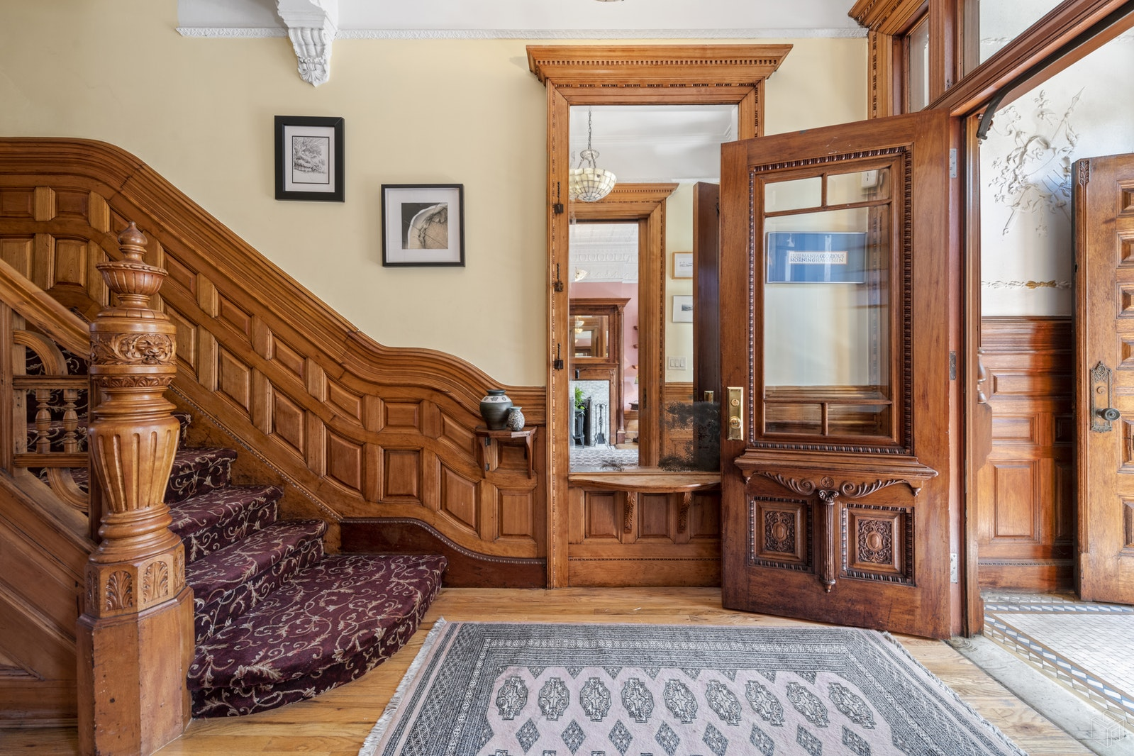 Illustrious Hamilton Heights Townhouse, Upper Manhattan, NYC, 10032, $2,795,000, Property For Sale, Halstead Real Estate, Photo 4