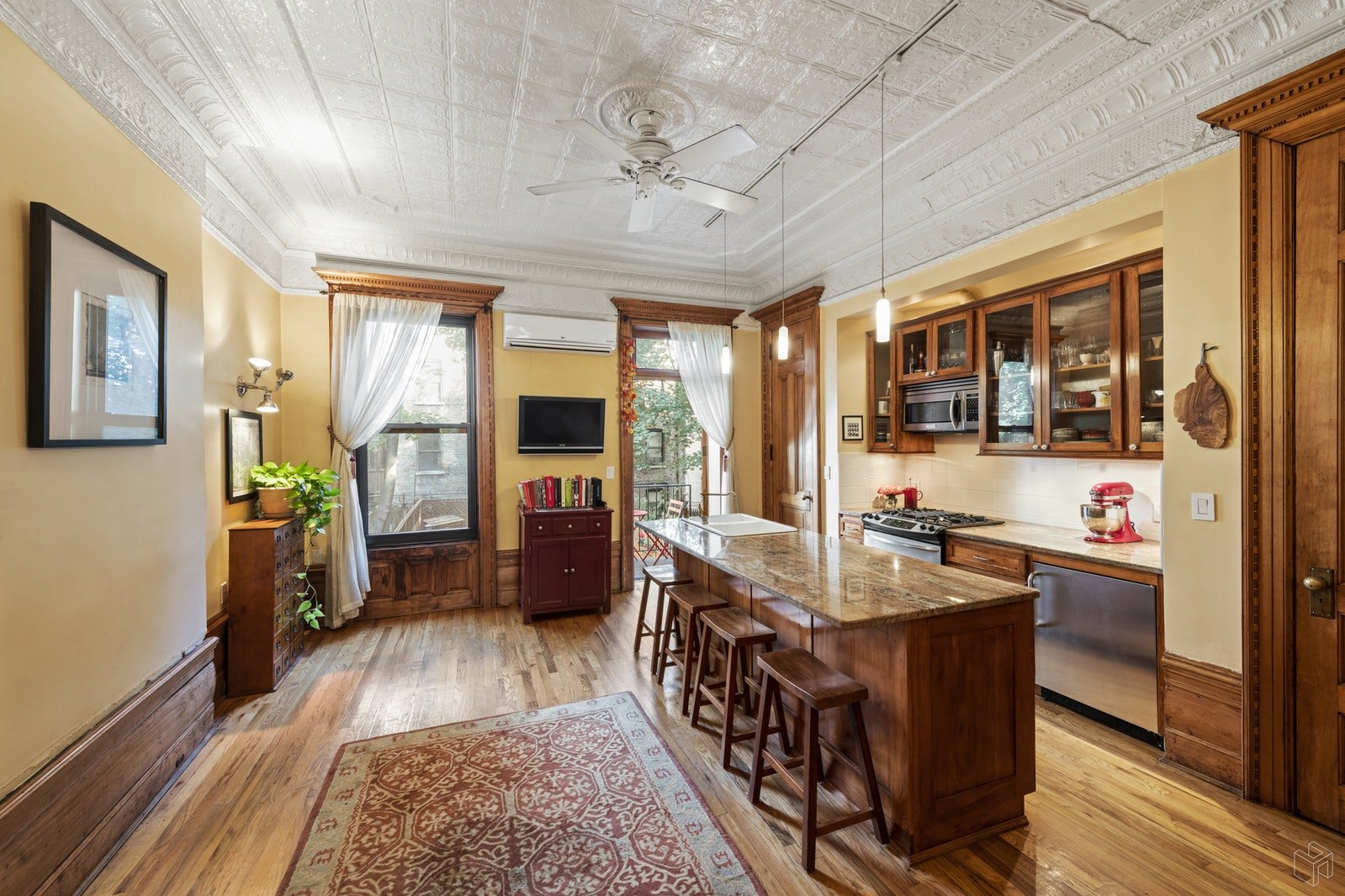 Illustrious Hamilton Heights Townhouse, Upper Manhattan, NYC, 10032, $2,795,000, Property For Sale, Halstead Real Estate, Photo 5