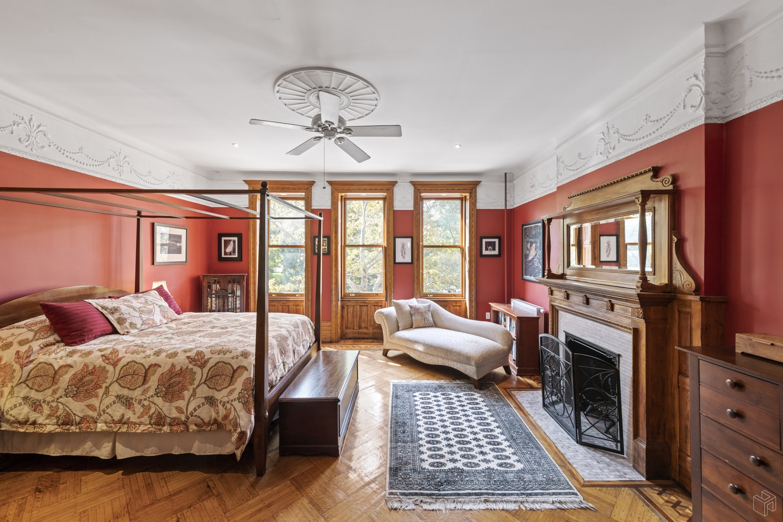 Illustrious Hamilton Heights Townhouse, Upper Manhattan, NYC, 10032, $2,795,000, Property For Sale, Halstead Real Estate, Photo 6