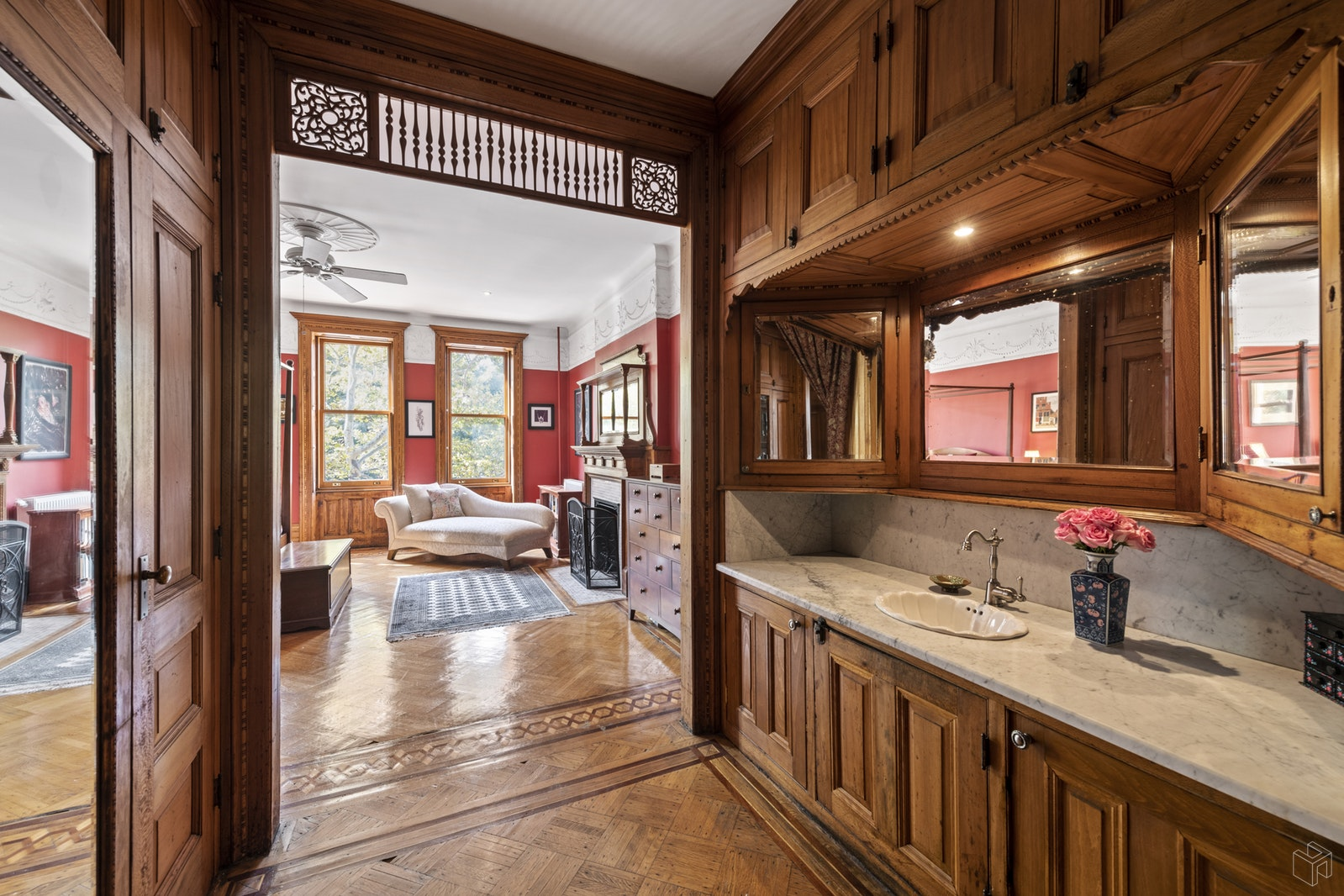 Illustrious Hamilton Heights Townhouse, Upper Manhattan, NYC, 10032, $2,795,000, Property For Sale, Halstead Real Estate, Photo 8