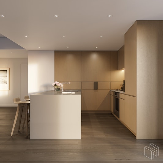 10 Nevins Street 19c, Downtown Brooklyn, Brooklyn, NY, 11217, $1,025,000, Property For Sale, Halstead Real Estate, Photo 2