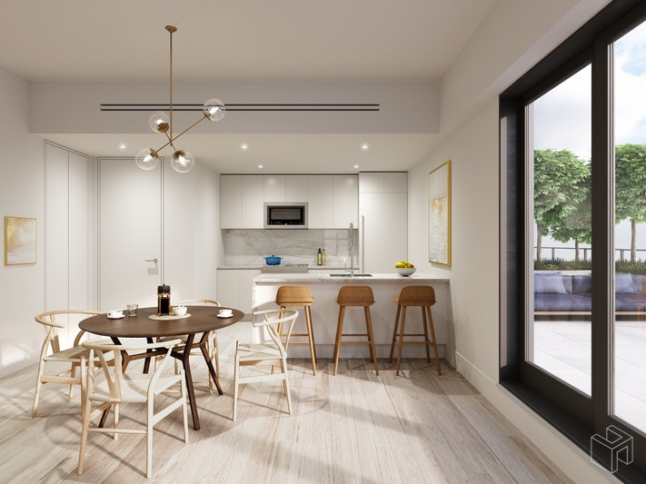 21 Powers Street 3d, Williamsburg, Brooklyn, NY, 11211, $889,000, Sold Property, Halstead Real Estate, Photo 2