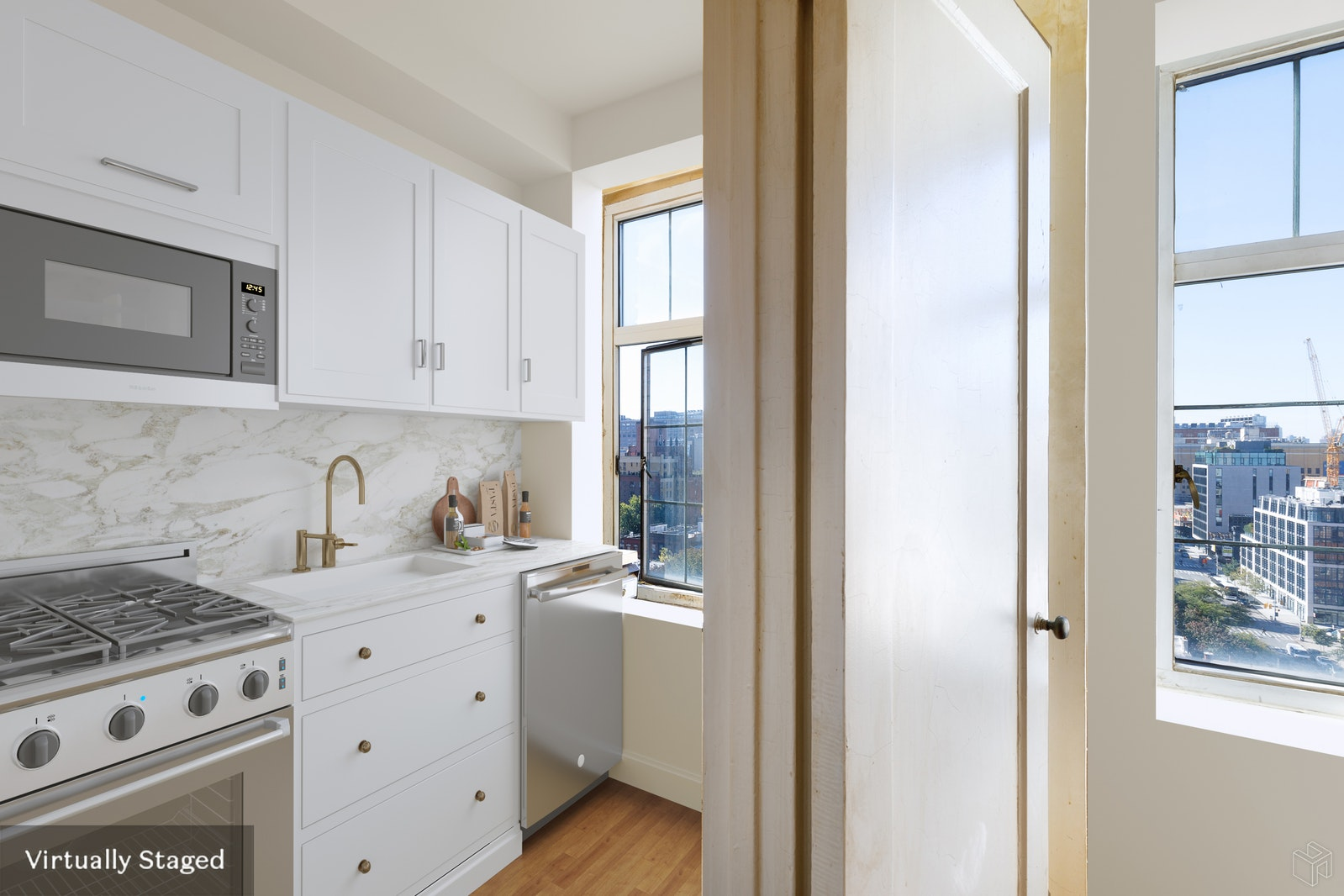 465 West 23rd Street, Chelsea, NYC, 10011, $563,000, Sold Property, Halstead Real Estate, Photo 2