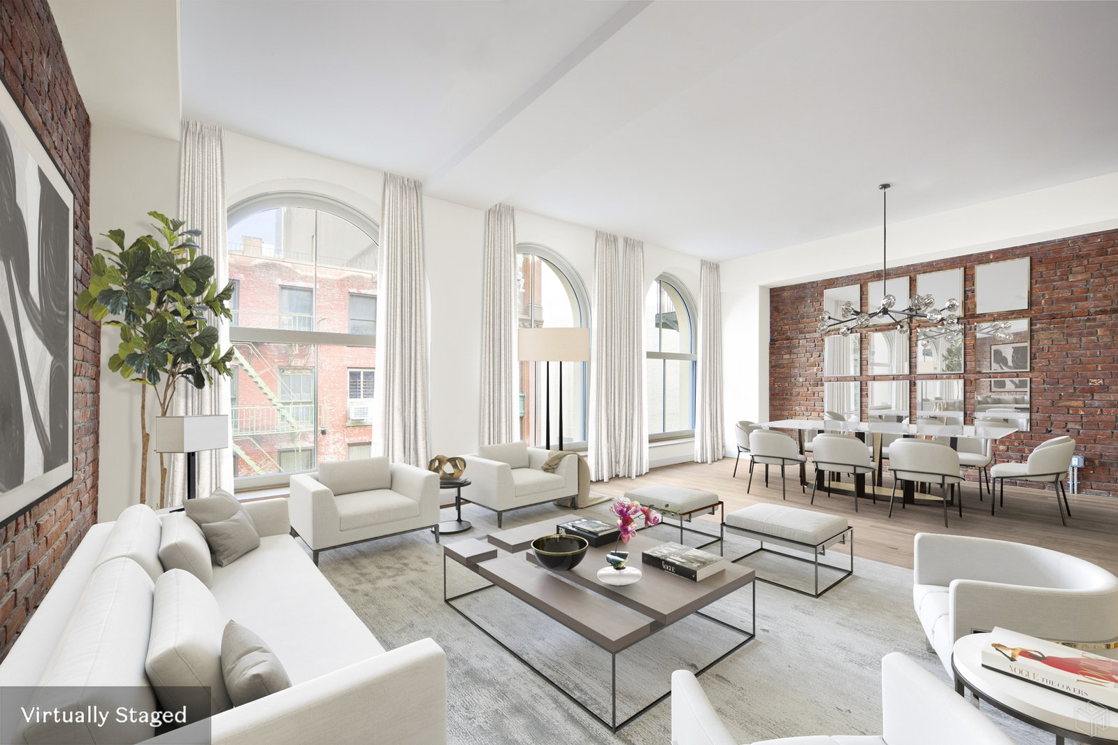 83 Walker Street - New Development, Tribeca, NYC, 10013, $2,300,000, Sold Property, Halstead Real Estate, Photo 1