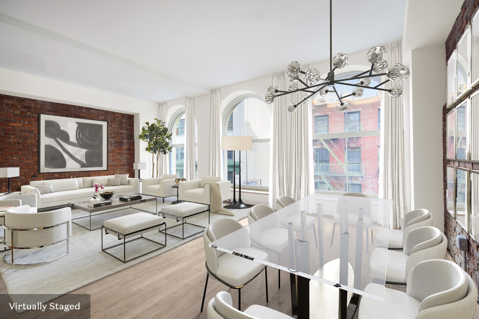 83 Walker Street - New Development, Tribeca, NYC, 10013, $2,300,000, Sold Property, Halstead Real Estate, Photo 2