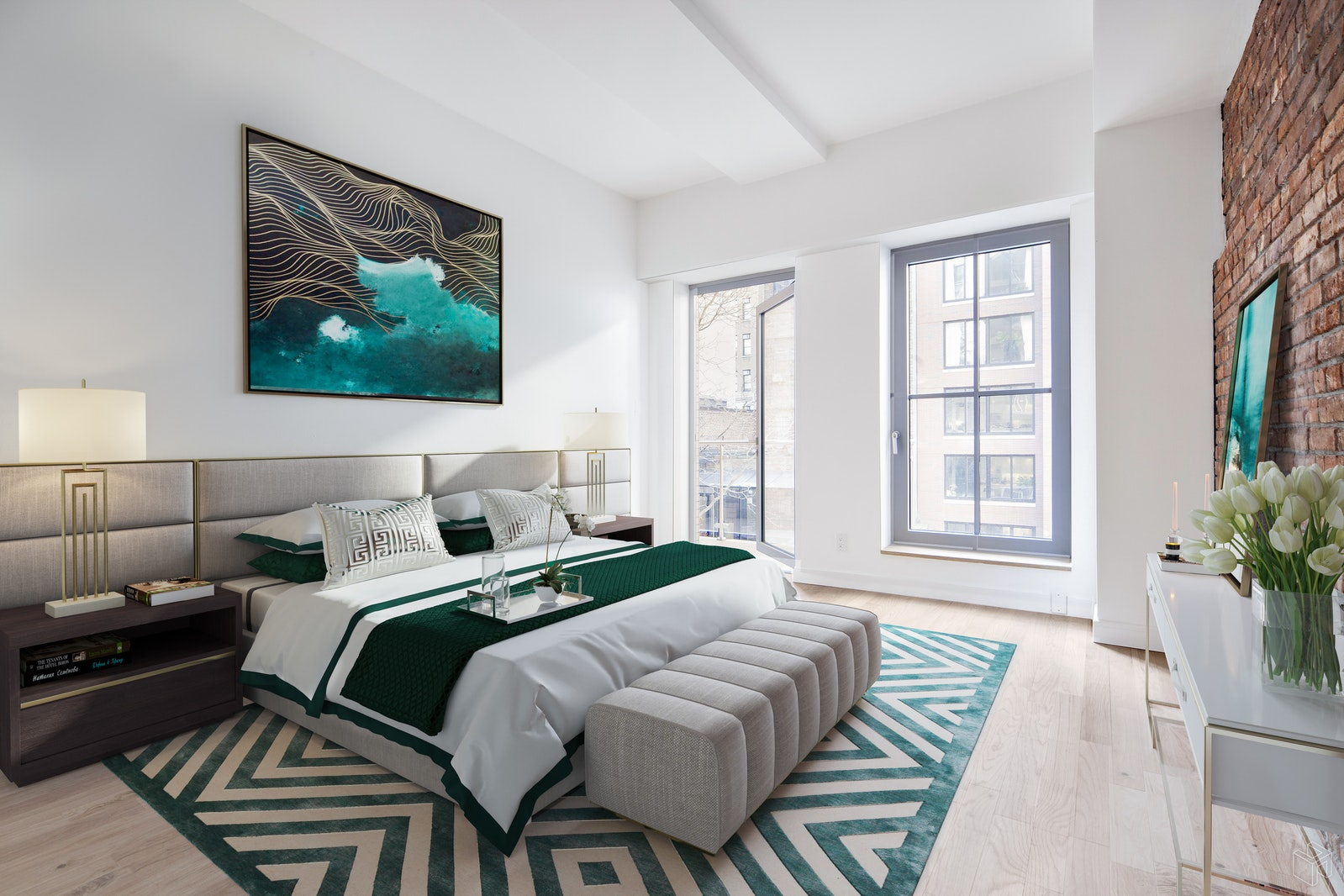 83 Walker Street - New Development, Tribeca, NYC, 10013, $2,300,000, Sold Property, Halstead Real Estate, Photo 5