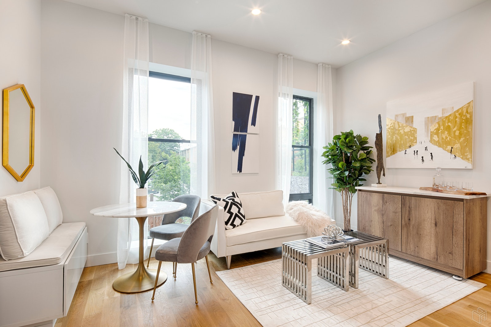 187 Gates Avenue 3, Clinton Hill, Brooklyn, NY, 11238, $975,000, Sold Property, Halstead Real Estate, Photo 6