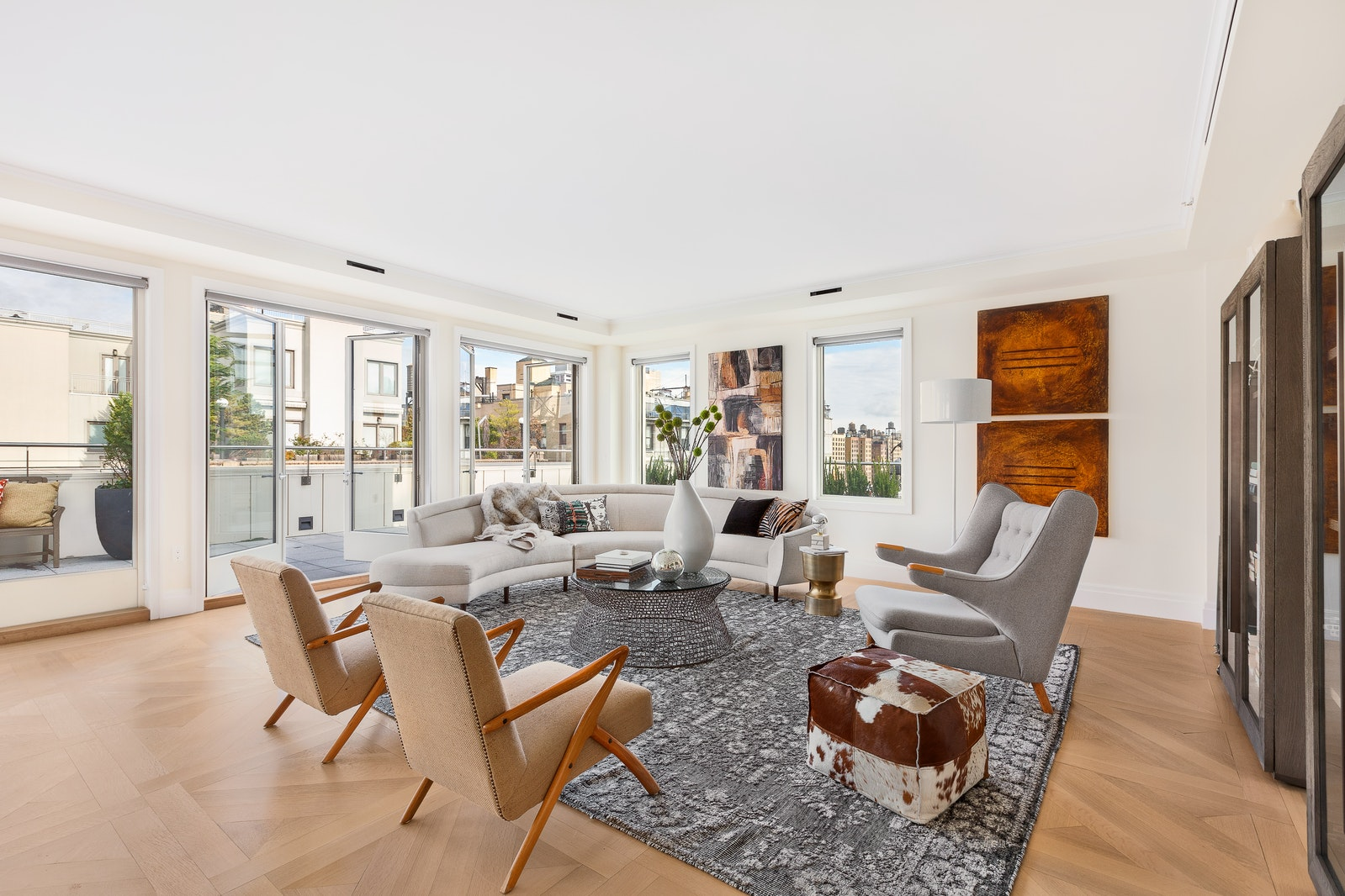 498 West End Avenue Ph, Upper West Side, NYC, 10024, $14,950,000, Property For Sale, Halstead Real Estate, Photo 4