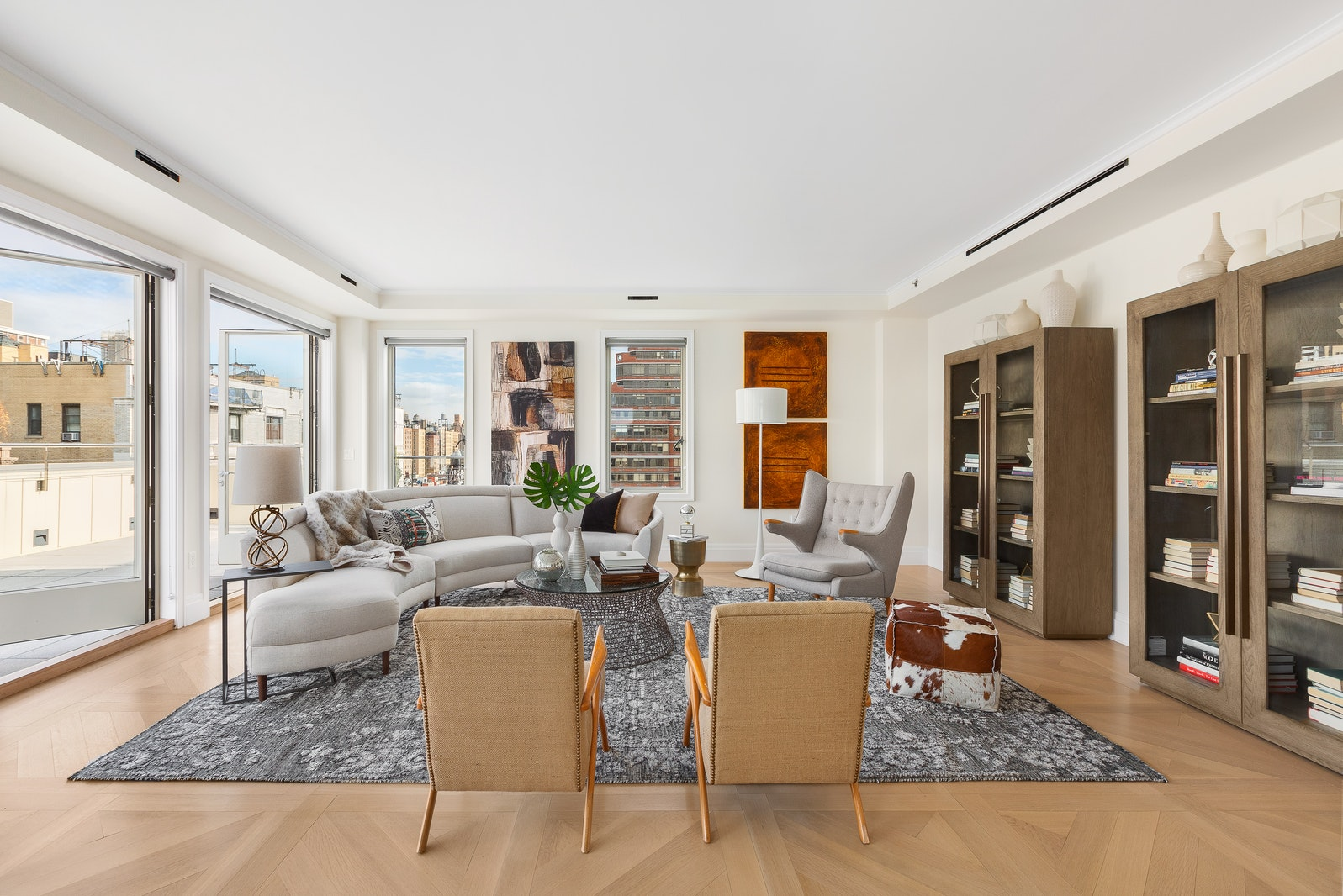 498 West End Avenue Ph, Upper West Side, NYC, 10024, $14,950,000, Property For Sale, Halstead Real Estate, Photo 5