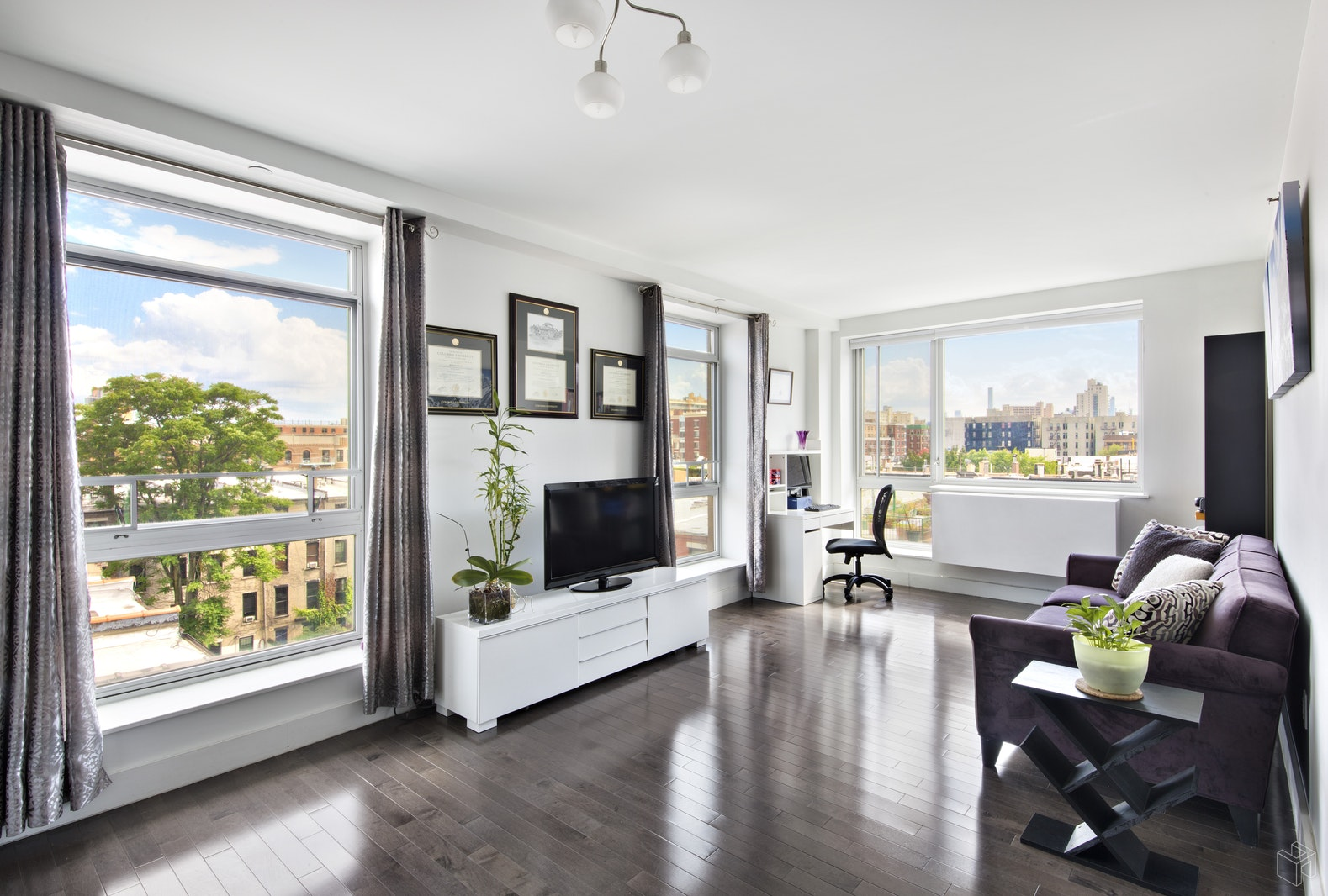 88 Morningside Avenue 6G, Upper Manhattan, NYC, $3,200, Web #: 19191129