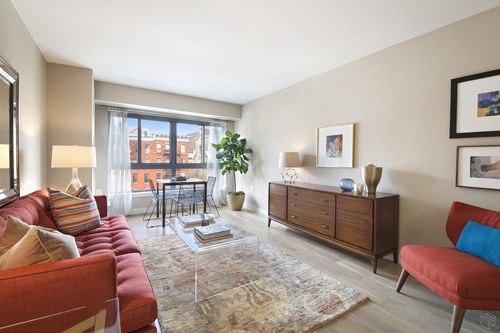 2231 Adam Clayton Powell 601, Upper Manhattan, NYC, 10027, $2,650, Rented Property, Halstead Real Estate, Photo 1