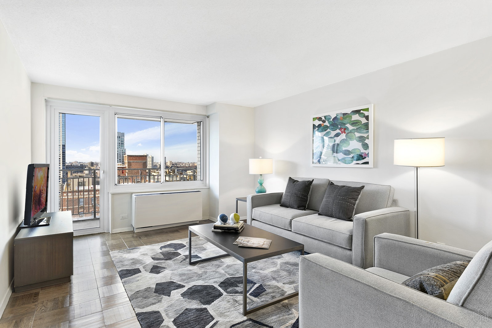 201 West 70th Street 22a, Upper West Side, NYC, 10023, $850,000, Sold Property, Halstead Real Estate, Photo 4