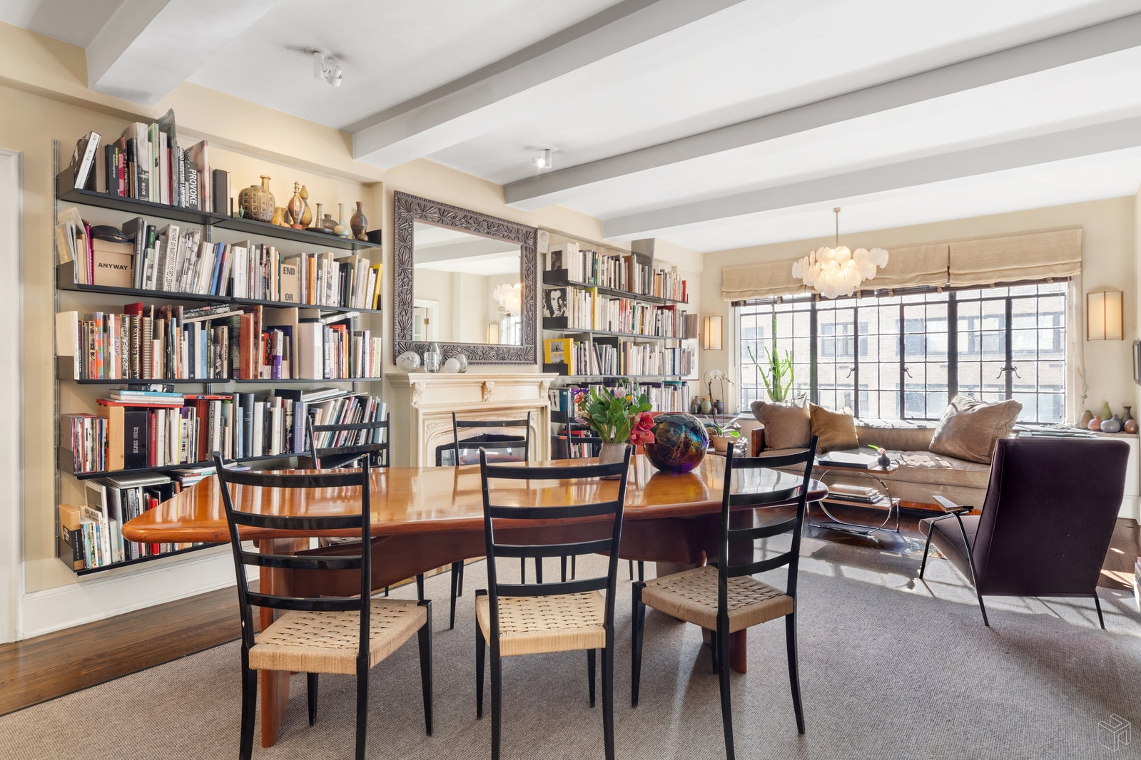 40 -50 East 10th Street 8e, Greenwich Village, NYC, 10003, $2,500,000, Sold Property, Halstead Real Estate, Photo 1