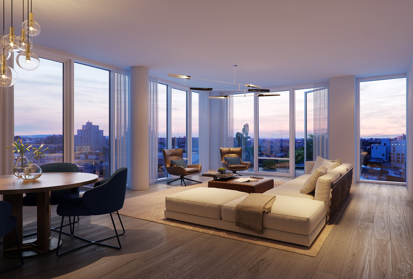 561 Pacific Street 1002, Boerum Hill, Brooklyn, NY, 11217, $1,925,000, Property For Sale, Halstead Real Estate, Photo 2
