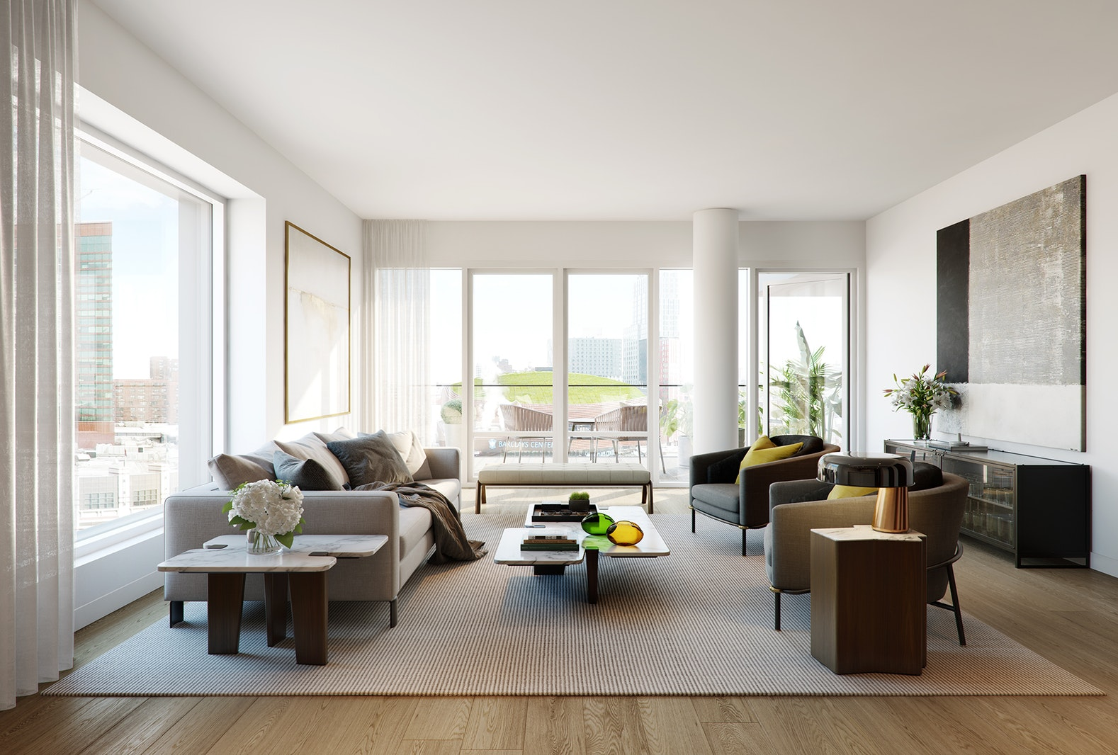 561 Pacific Street 506, Boerum Hill, Brooklyn, NY, 11217, $2,575,000, Property For Sale, Halstead Real Estate, Photo 4