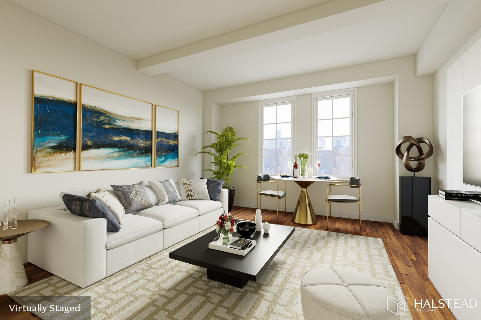 405 West 23rd Street 9j, Chelsea, NYC, 10011, $650,000, Property For Sale, Halstead Real Estate, Photo 1