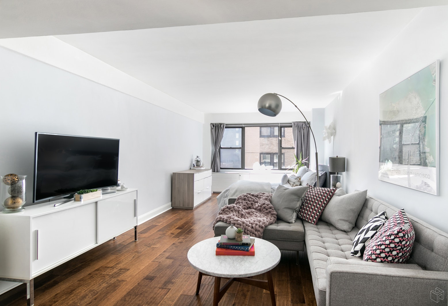 210 East 36th Street 8j, Murray Hill Kips Bay, NYC, 10016, $420,000, Property For Sale, Halstead Real Estate, Photo 1