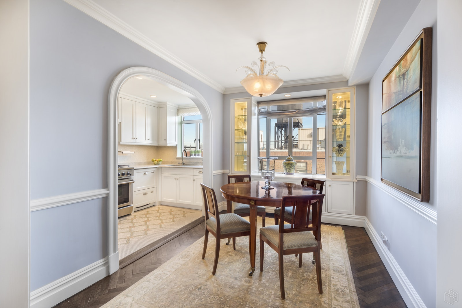 140 Riverside Drive 18O, Upper West Side, NYC, $2,125,000, Web #: 19402327