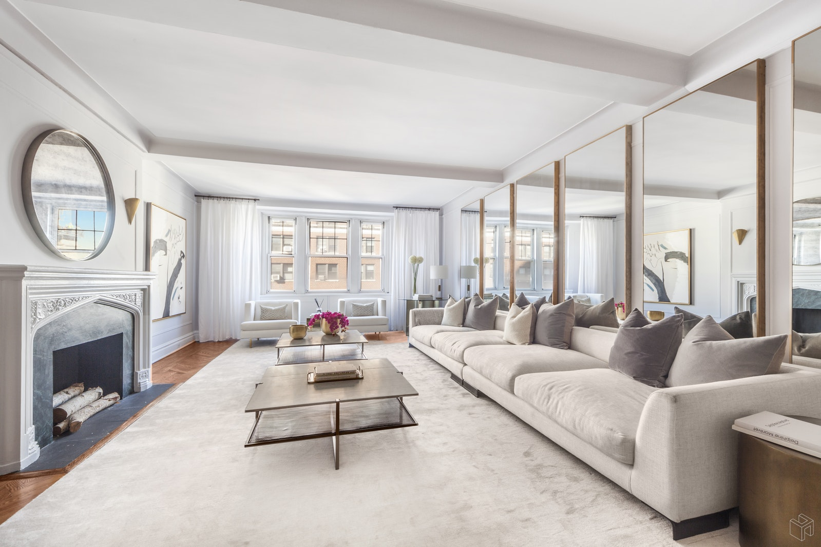 450 West End Avenue 11a, Upper West Side, NYC, 10024, $3,750,000, Sold Property, Halstead Real Estate, Photo 3