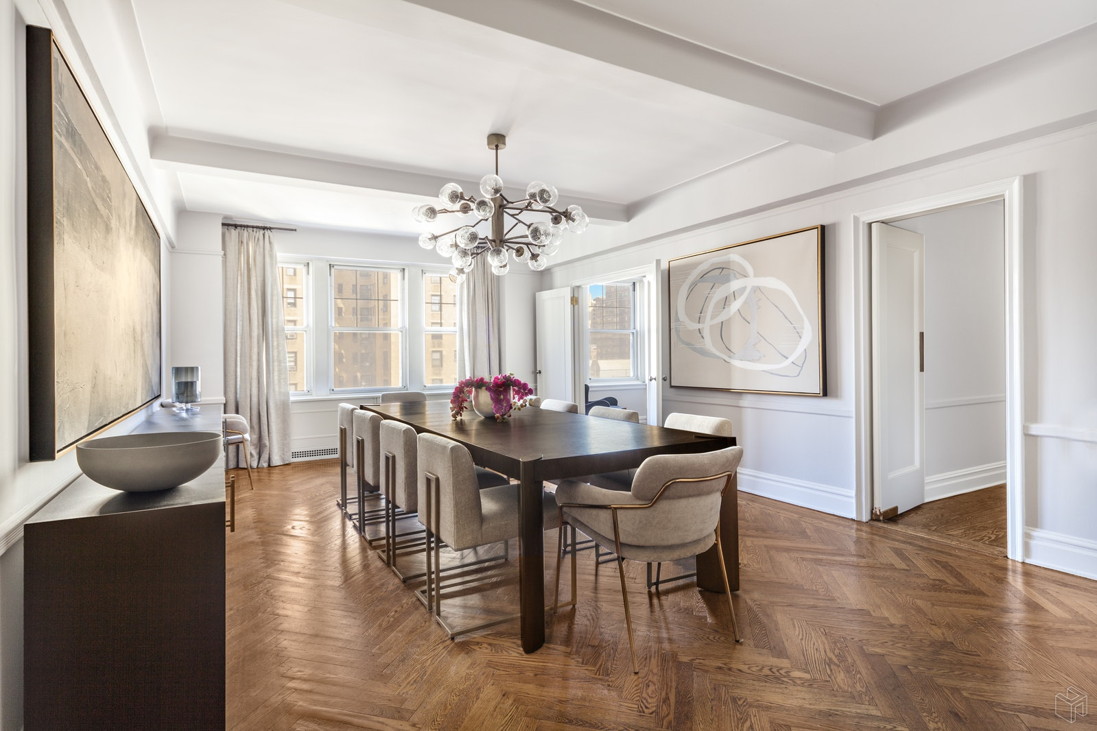 450 West End Avenue 11a, Upper West Side, NYC, 10024, $3,750,000, Sold Property, Halstead Real Estate, Photo 4