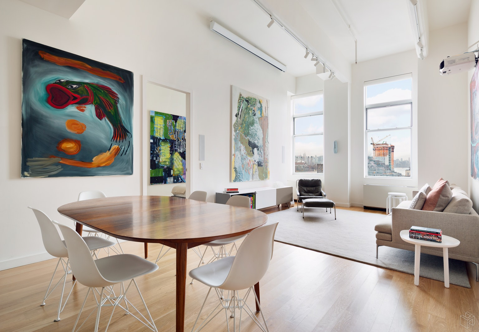 60 Broadway 10e, Williamsburg, Brooklyn, NY, 11249, $1,749,000, Sold Property, Halstead Real Estate, Photo 1