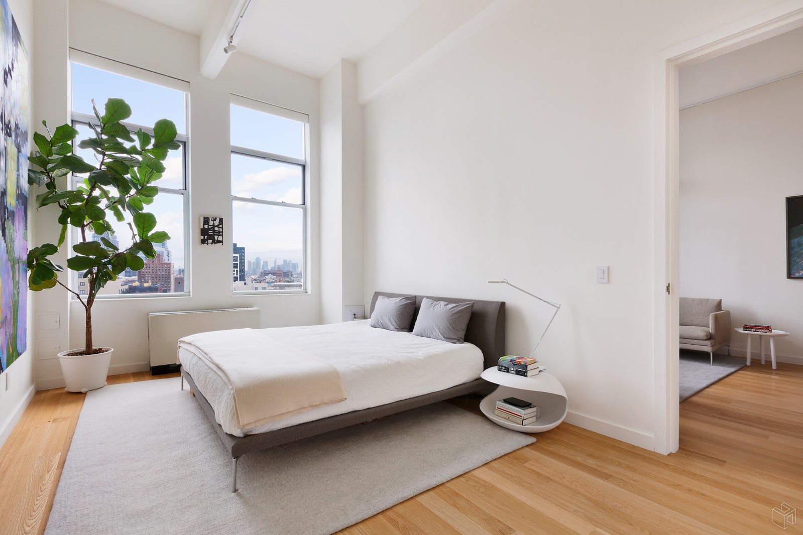 60 Broadway 10e, Williamsburg, Brooklyn, NY, 11249, $1,749,000, Sold Property, Halstead Real Estate, Photo 5