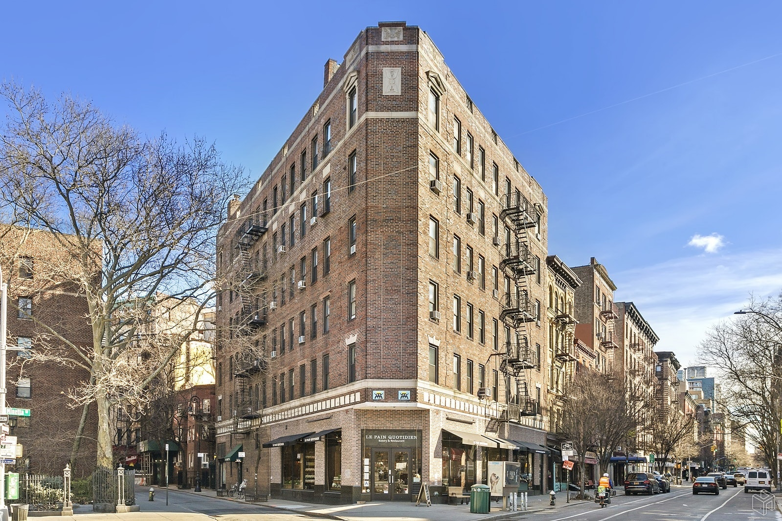 1 Minetta Street 3d, Greenwich Village, NYC, 10012, $5,000, Rented Property, Halstead Real Estate, Photo 8