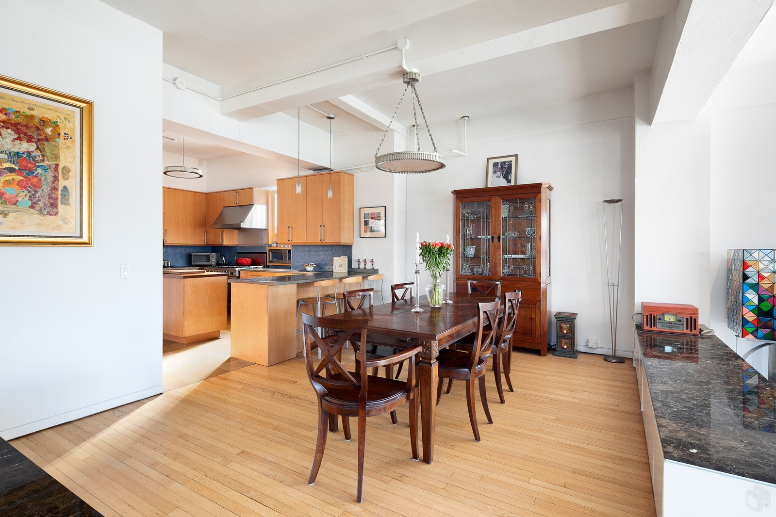 335 Greenwich Street, Tribeca, NYC, $4,425,000, Web #: 19424494