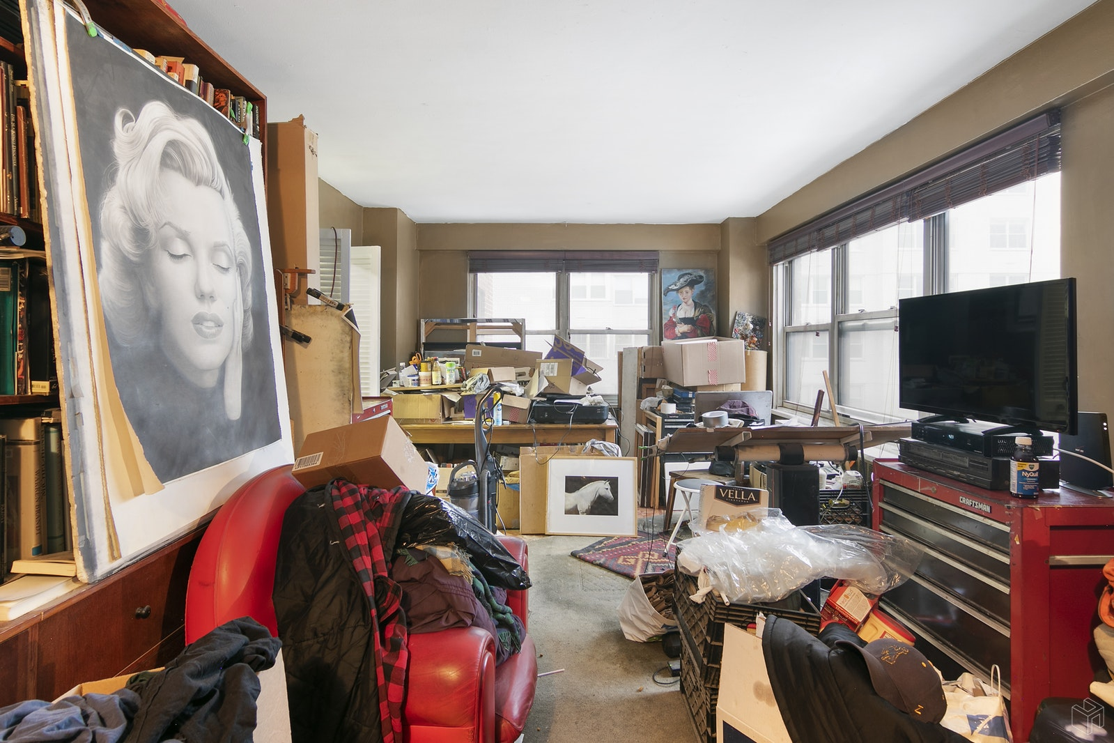 166 East 35th Street 8A, Midtown East, NYC, $365,000, Web #: 19432952