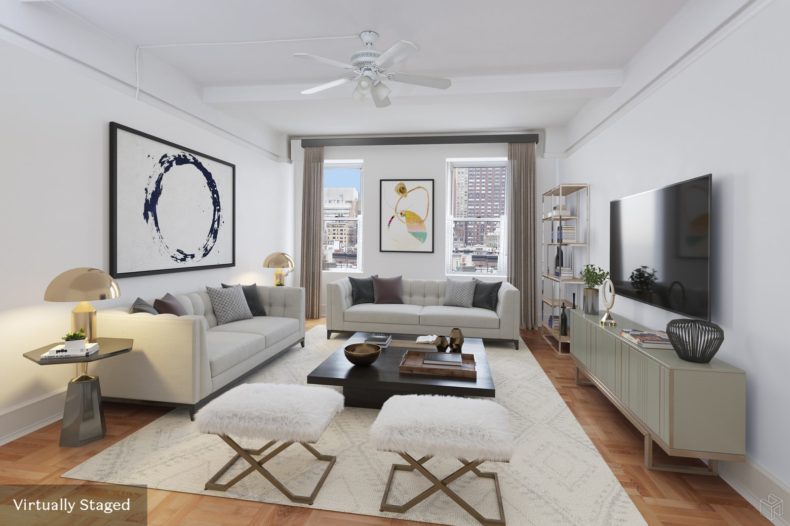 59 West 71st Street 8a, Upper West Side, NYC, 10023, $2,200,000, Sold Property, Halstead Real Estate, Photo 3