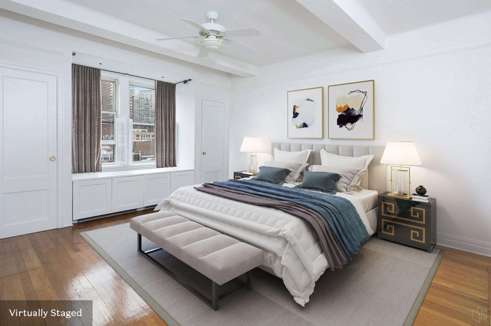 59 West 71st Street 8a, Upper West Side, NYC, 10023, $2,200,000, Sold Property, Halstead Real Estate, Photo 7