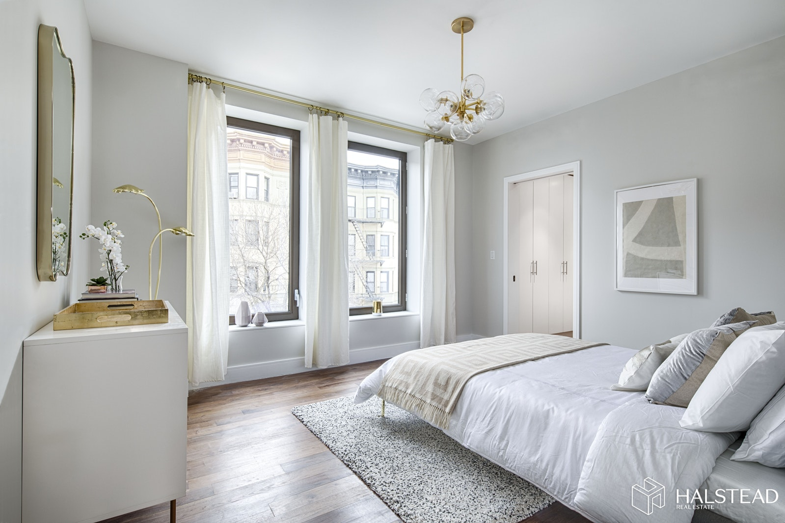 496 Prospect Place 3, Crown Heights, Brooklyn, NY, 11238, $1,325,000, Sold Property, Halstead Real Estate, Photo 1