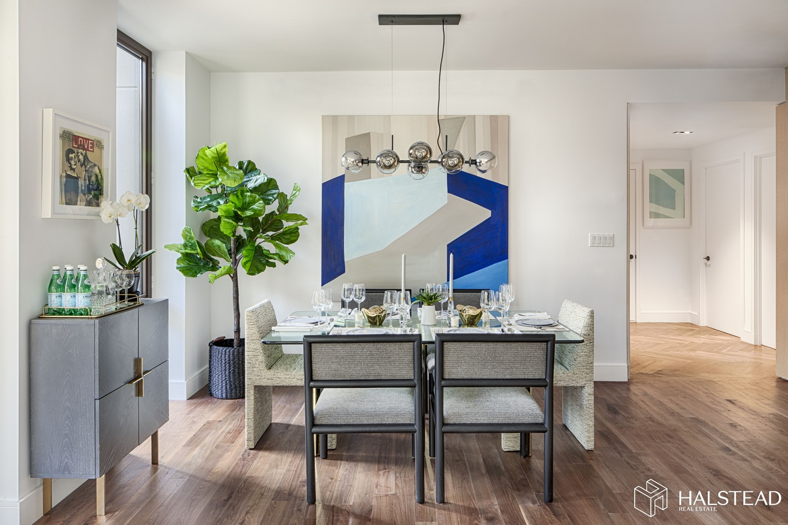 496 Prospect Place 3, Crown Heights, Brooklyn, NY, 11238, $1,325,000, Sold Property, Halstead Real Estate, Photo 3