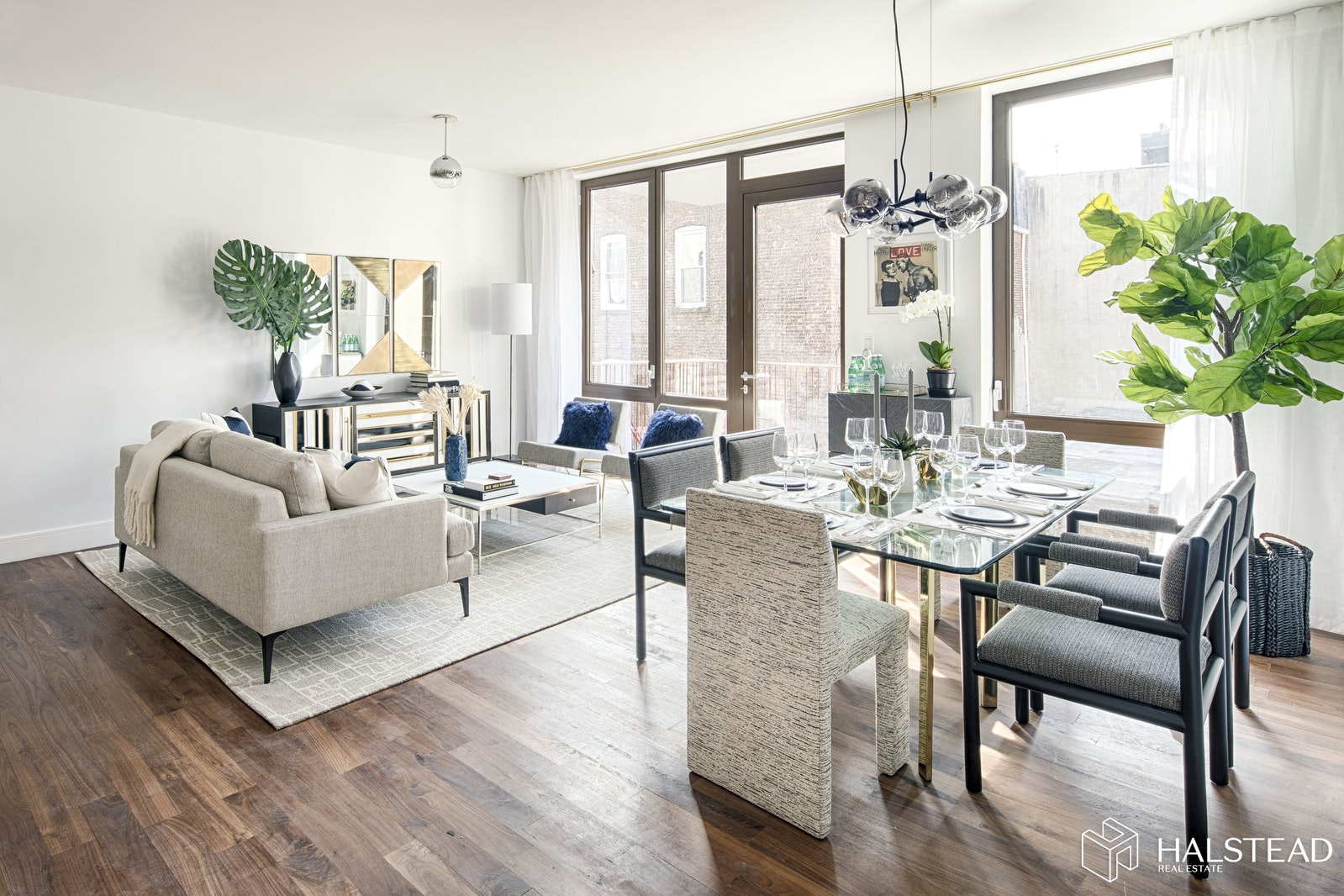496 Prospect Place 3, Crown Heights, Brooklyn, NY, 11238, $1,325,000, Sold Property, Halstead Real Estate, Photo 4