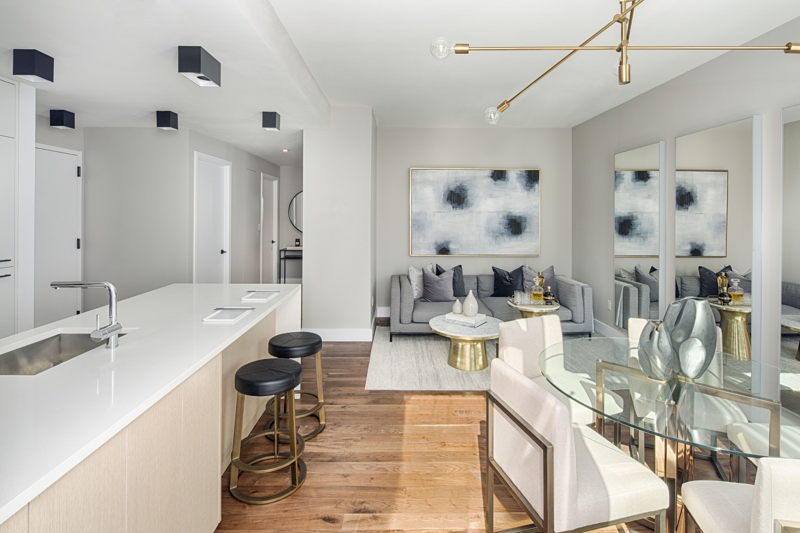 496 Prospect Place Garden, Crown Heights, Brooklyn, NY, 11238, $1,595,000, Sold Property, Halstead Real Estate, Photo 3