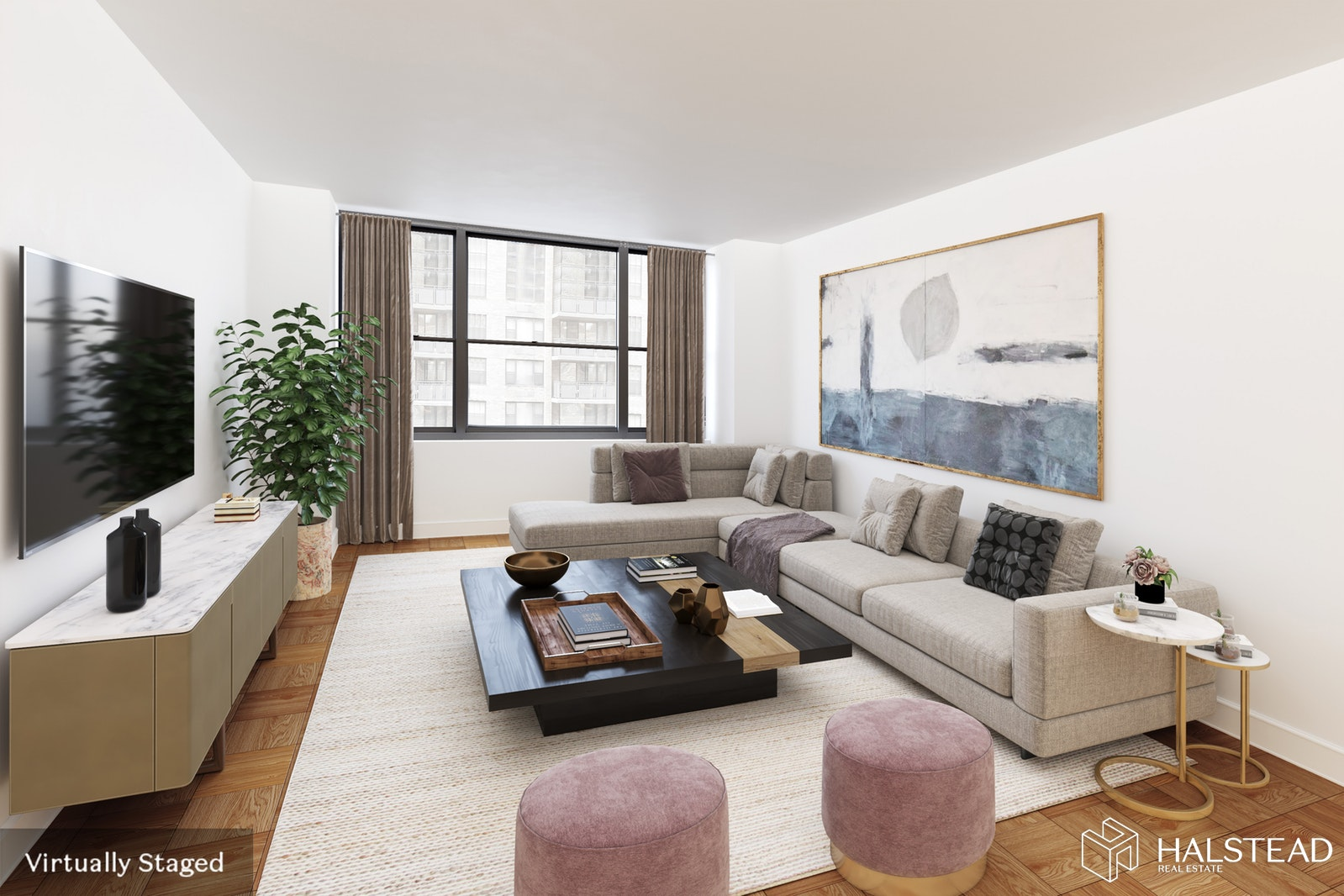 305 East 40th Street 8h, Midtown East, NYC, 10016, $635,000, Property For Sale, Halstead Real Estate, Photo 2