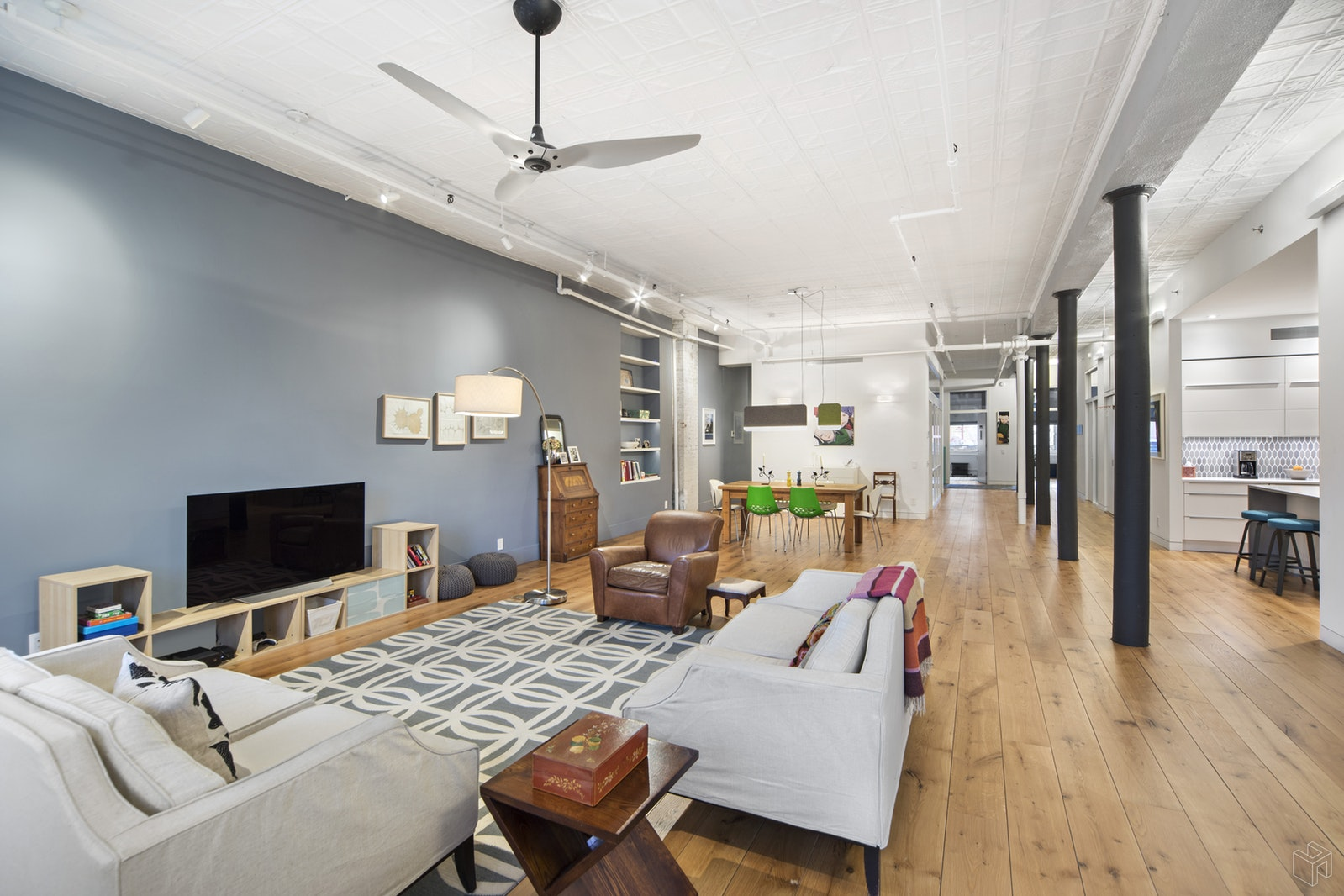 17 White Street, Tribeca, NYC, $4,625,000, Web #: 19457649