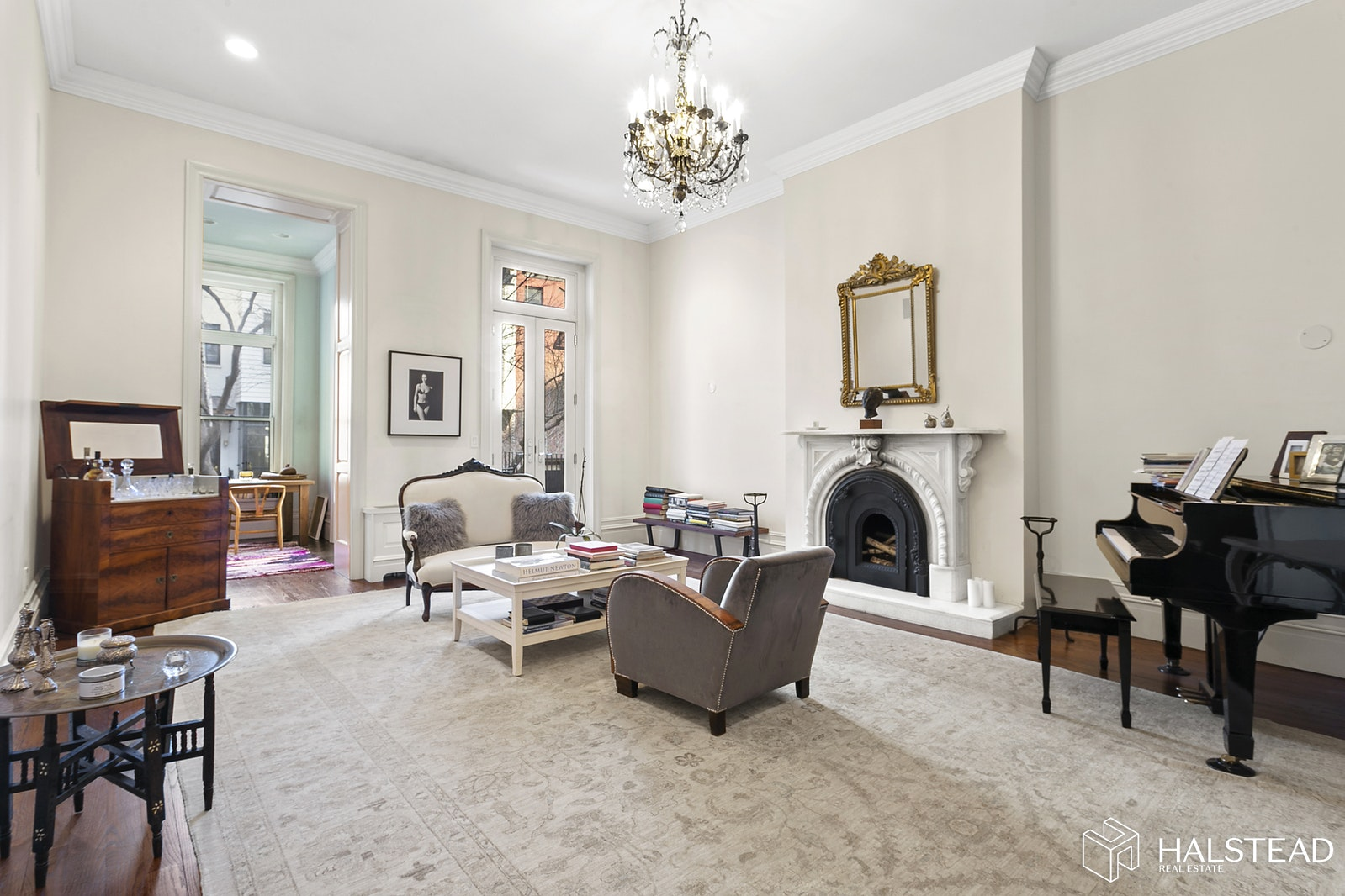 323 East 17th Street, Gramercy Park, NYC, 10003, $8,575,000, Property For Sale, Halstead Real Estate, Photo 2