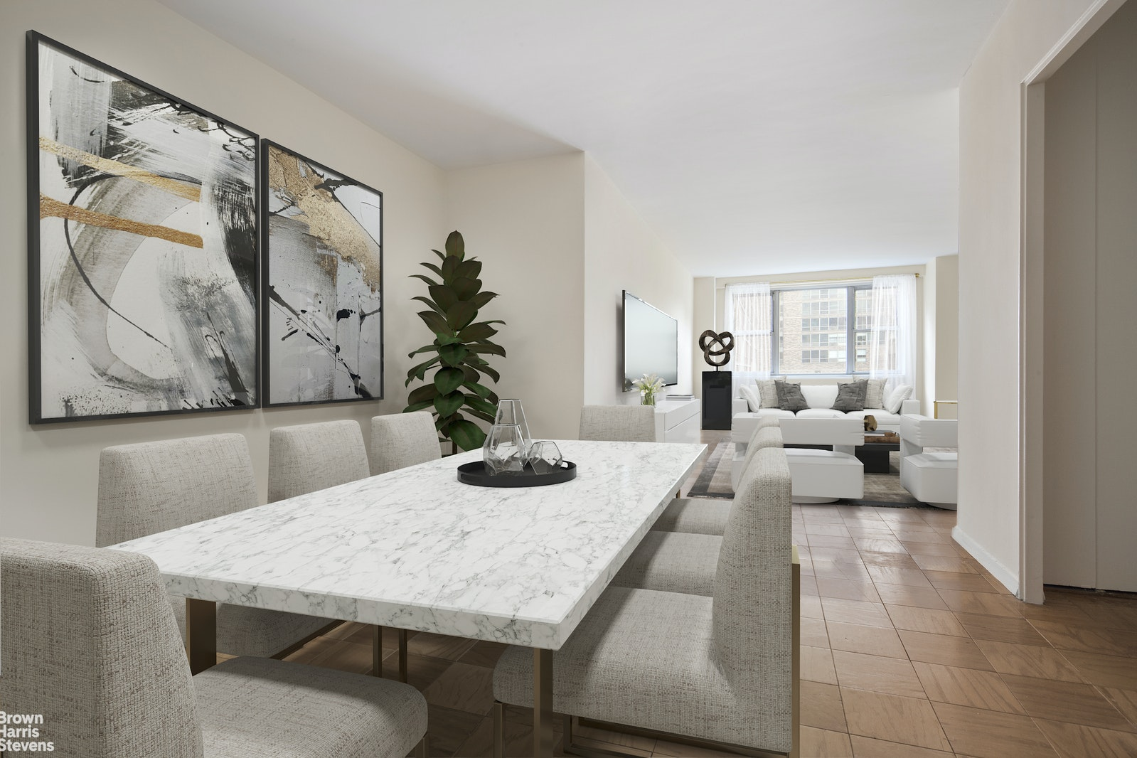 165 West 66th Street 11k, Upper West Side, NYC, 10023, $639,000, Property For Sale, Halstead Real Estate, Photo 2