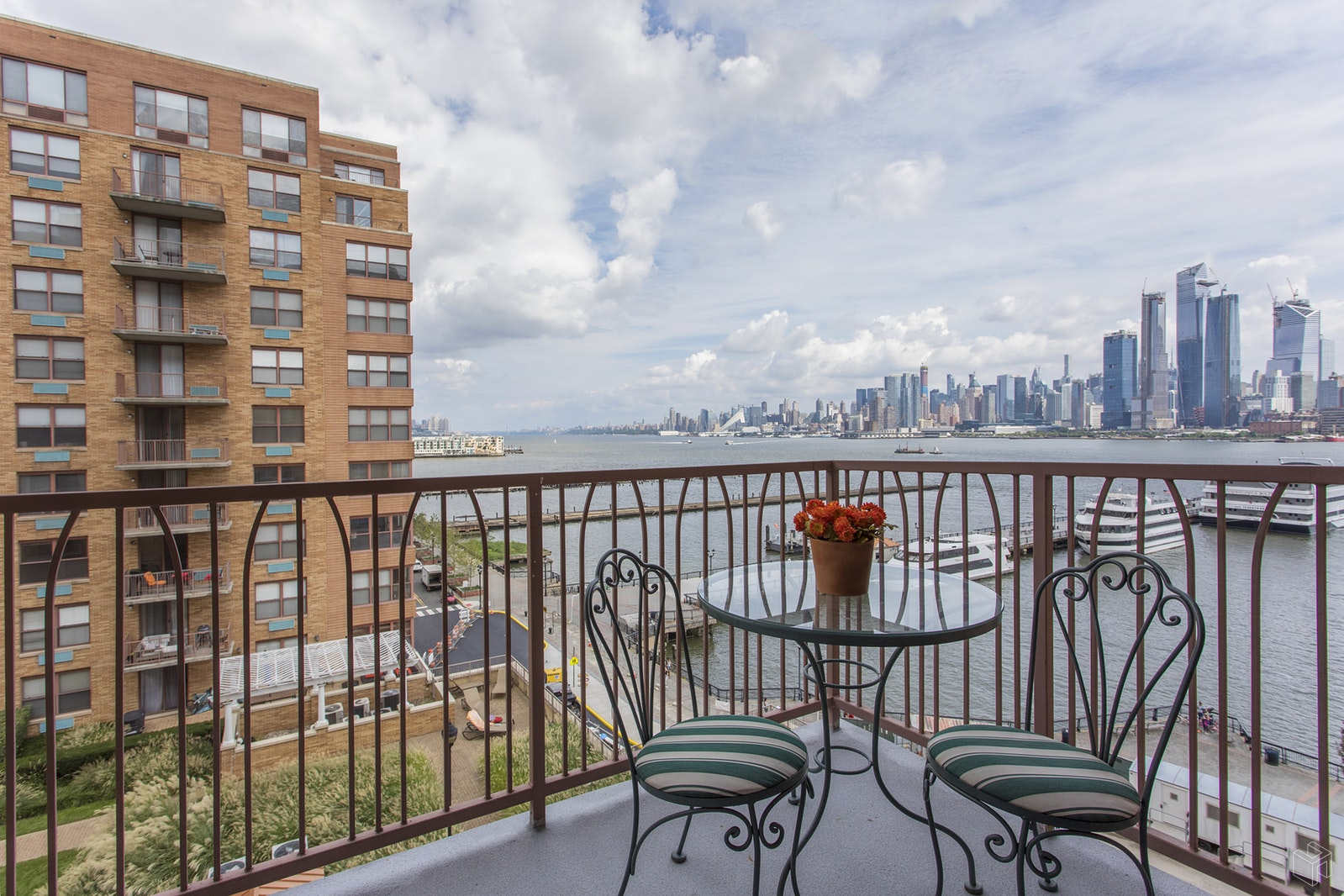 2 Constitution Court 801, Hoboken, New Jersey, 07030, $879,000, Property For Sale, Halstead Real Estate, Photo 16