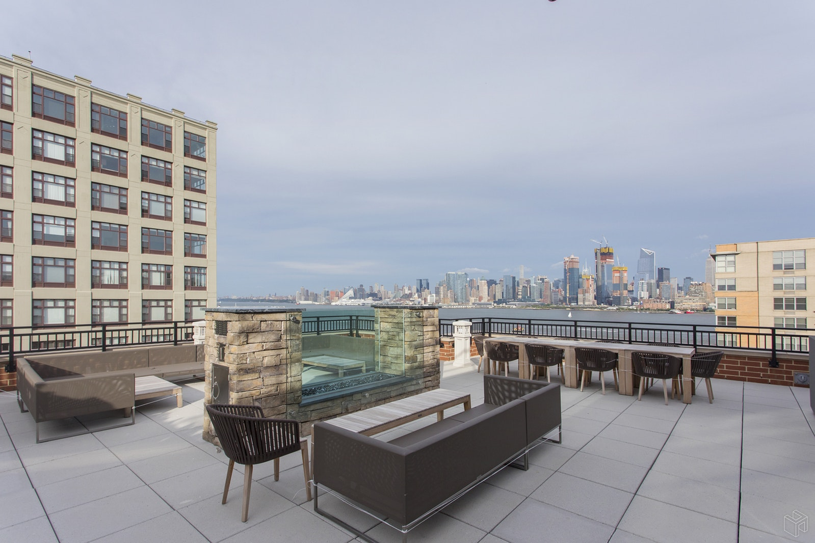1400 Hudson St 423, Hoboken, New Jersey, 07030, $699,000, Property For Sale, Halstead Real Estate, Photo 19