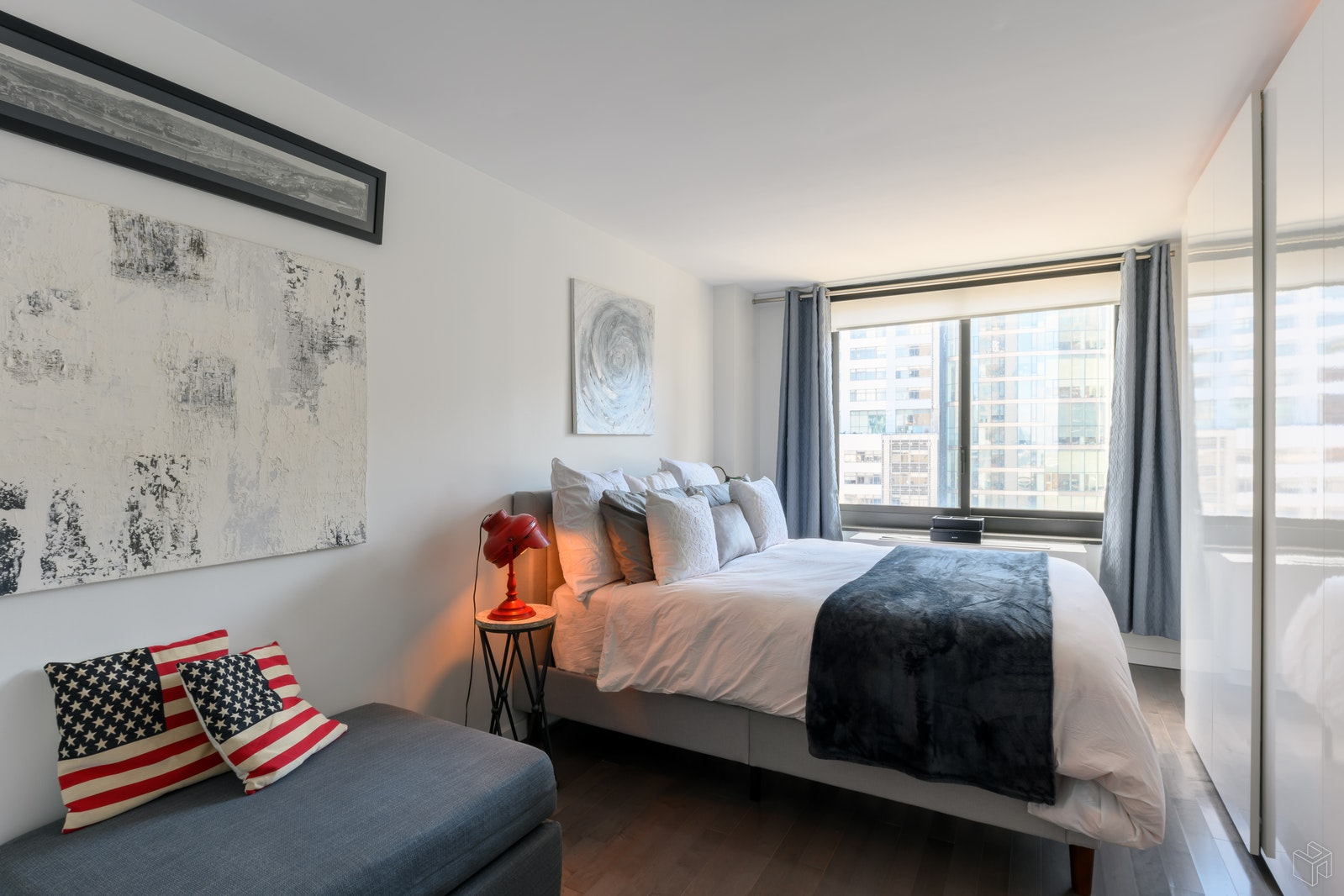 200 Rector Place 16j, Battery Park City, NYC, 10280, $710,000, Sold Property, Halstead Real Estate, Photo 3