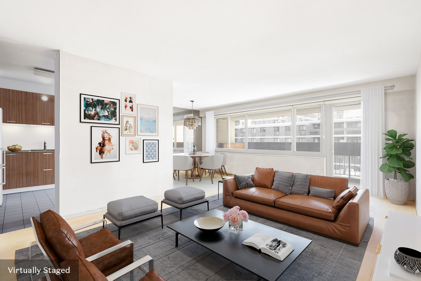 66 Frankfort Street 4h, Financial District, NYC, 10038, $895,000, Property For Sale, Halstead Real Estate, Photo 1