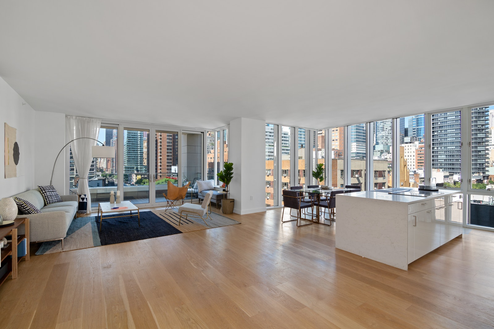 301 East 61st Street 6a, Upper East Side, NYC, 10065, $3,192,000, Property For Sale, Halstead Real Estate, Photo 2