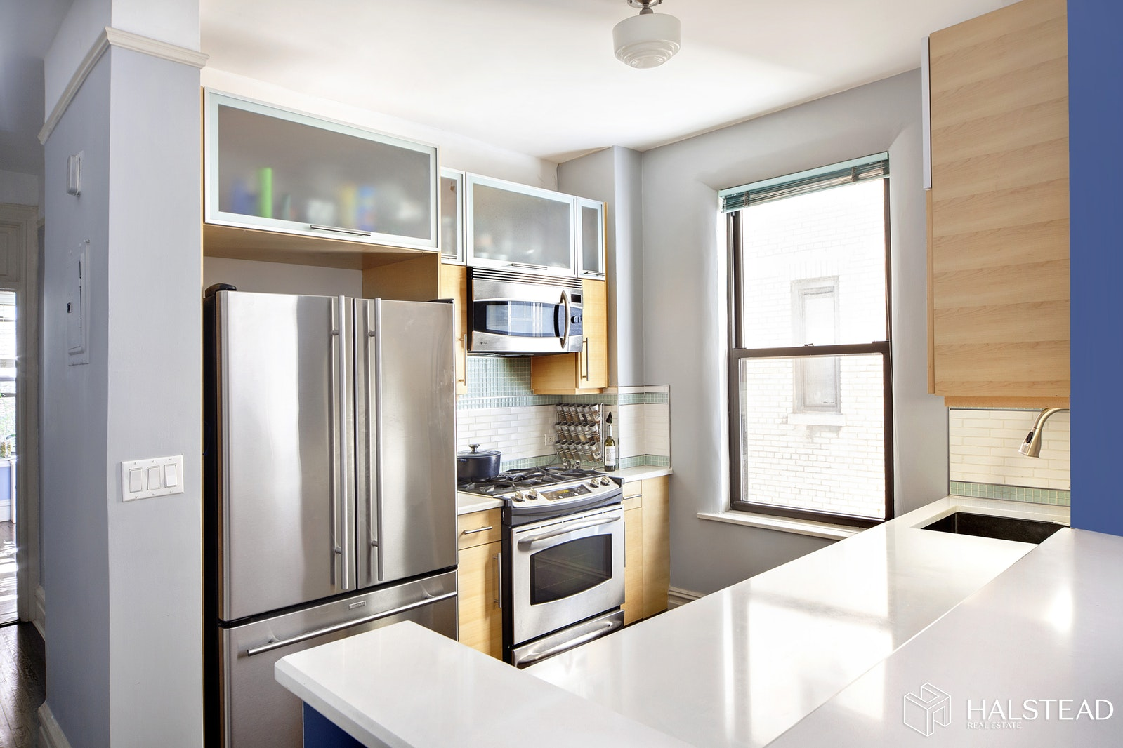 55 West 95th Street 56, Upper West Side, NYC, 10025, $561,000, Sold Property, Halstead Real Estate, Photo 3