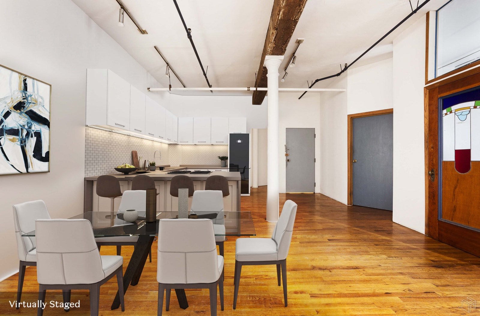 150 Thompson Street 3a, Soho, NYC, 10012, $1,099,000, Property For Sale, Halstead Real Estate, Photo 6