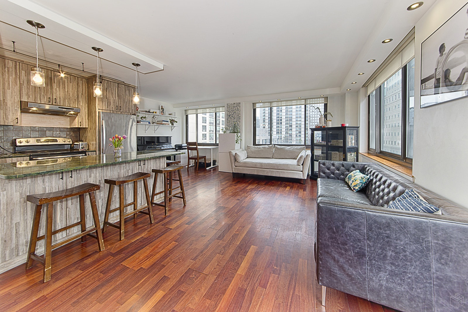 300 Albany Street 8i, Battery Park City, NYC, 10280, $1,099,000, Property For Sale, Halstead Real Estate, Photo 1