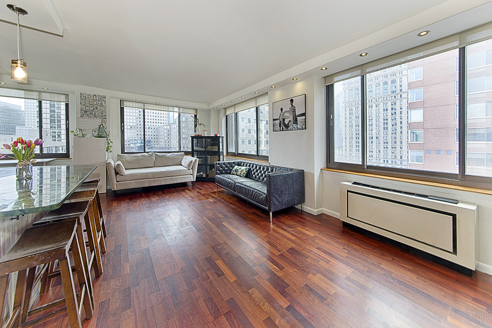 300 Albany Street 8i, Battery Park City, NYC, 10280, $1,099,000, Property For Sale, Halstead Real Estate, Photo 2