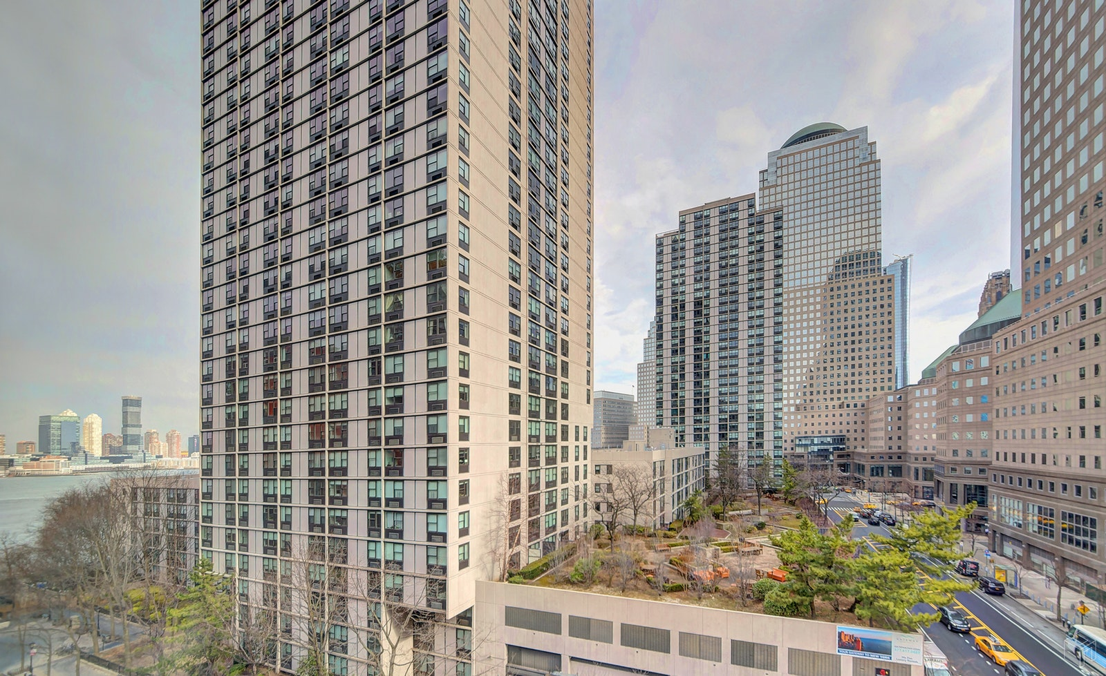 300 Albany Street 8i, Battery Park City, NYC, 10280, $1,099,000, Property For Sale, Halstead Real Estate, Photo 4