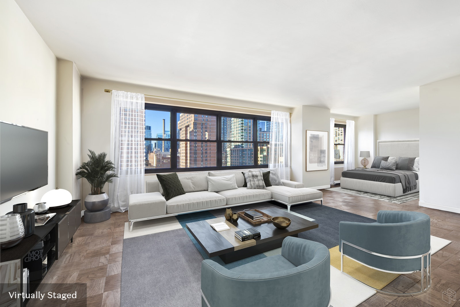 140 West End Avenue 12D, Upper West Side, NYC, $530,000, Web #: 19497603